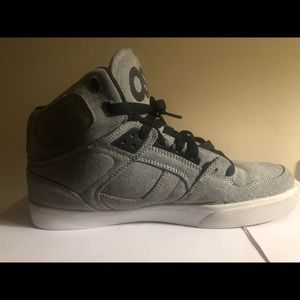Grey Osiris sneakers